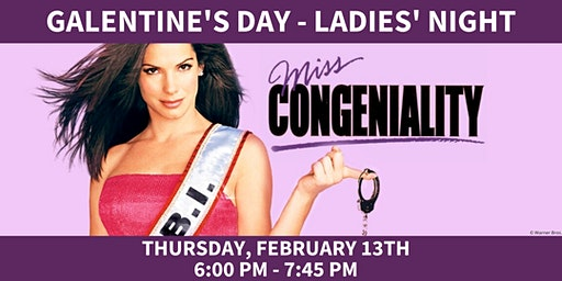 Galentine's Day - Ladies Night
