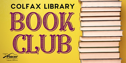 Book Club @ the Colfax Library