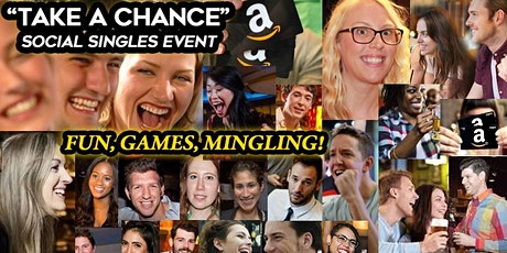 Take A Chance Fun & Games Singles Night tickets