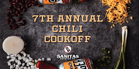 7th Annual Chili Cookoff tickets
