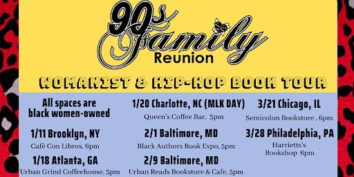 '90s Family Reunion Book Tour - Atlanta