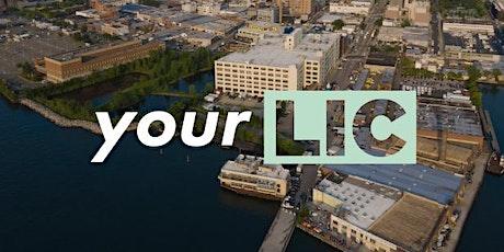 Your LIC Public Workshop tickets