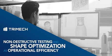 Non-Destructive Testing & Shape Optimization as Operational Efficiency - Middletown, CT tickets