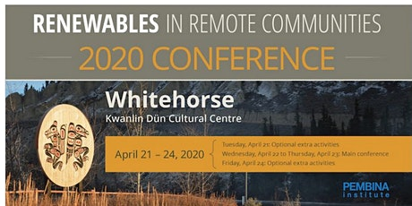 Renewables in Remote Communities 2020 tickets