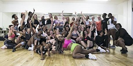 DUBLIN: TWERK AFTER WORK DANCE FITNESS INSTRUCTOR TRAINING COURSE tickets