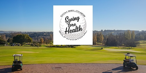 Don Belcher Swing Fore Health Golf Invitational