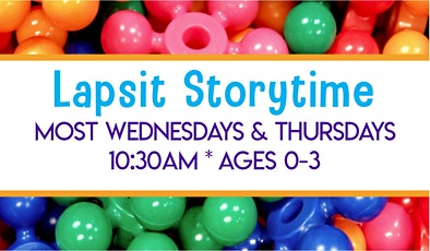 Lapsit Storytime tickets