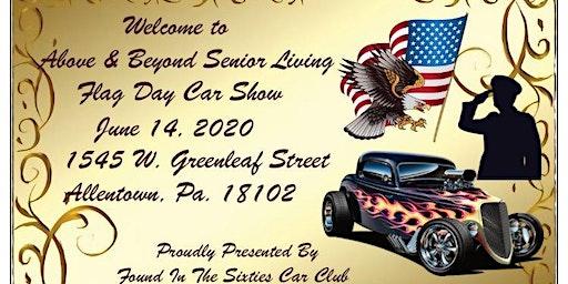 Above & Beyond Senior Living Flag Day Car Show