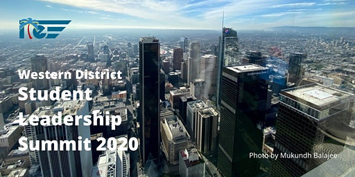 ITE Western District Student Leadership Summit 2020