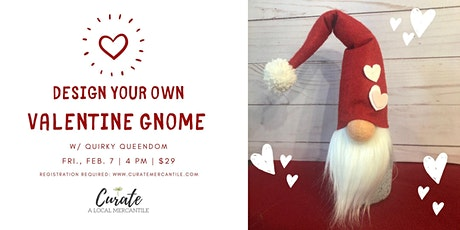 *SOLD OUT* Create A Gnome tickets