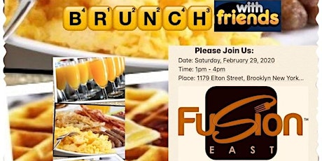 Brunch With Friends tickets