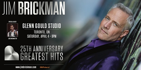 Jim Brickman 25th Anniversary The Greatest Hits tickets