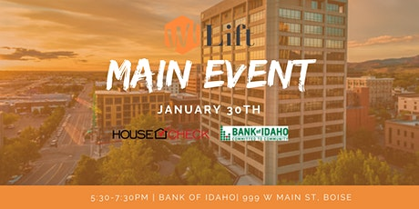 January WILift Main Event tickets