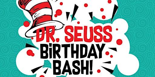 Dr. Seuss Birthday Bash