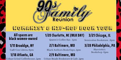 '90s Family Reunion Book Tour - Philadelphia tickets
