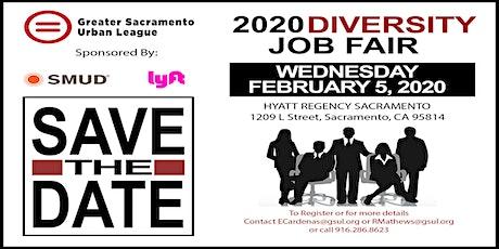 Diversity Job Fair - Hyatt Regency Sacramento tickets