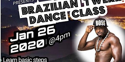Brazilian Twerk Dance Class