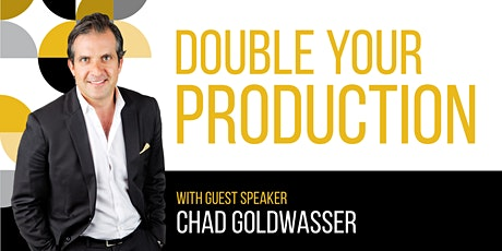 Double Your Production - Maximize Your Potential!   Lunch & Learn tickets