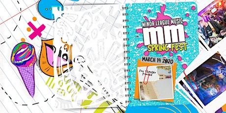 MLM Spring Fest tickets