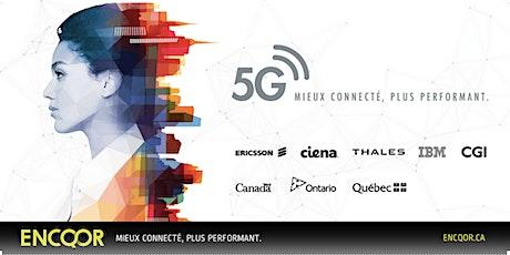 Bootcamp 5G et Villes Intelligentes au CENTECH tickets