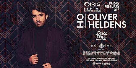 Oliver Heldens + Disco Fries   IRIS ESP101 Learn to Believe   Fri Feb 21 tickets
