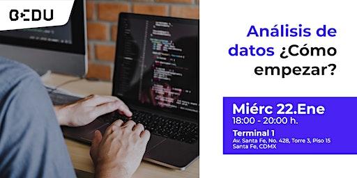 Análisis de Datos una de las carreras del futuro ¿cómo empezar?