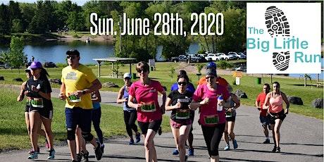 Big Little Run - Guelph's 1/2 Dam Marathon tickets