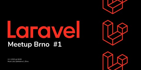 Laravel Meetup Brno #1 Tickets