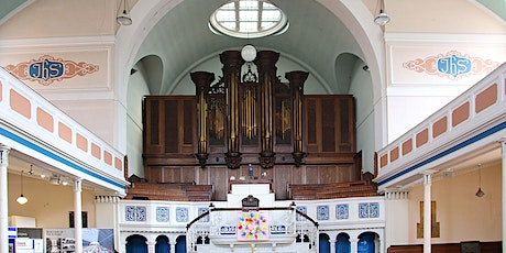 At the Mighty Organ - A presentation with music tickets