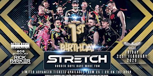 STRETCH | 1st Birthday | 21.02.2020