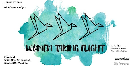 Women Taking Flight tickets