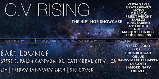 C.V RISING       a Hip-hop Showcase