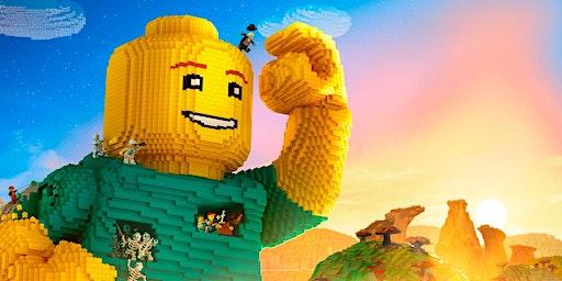 2nd Annual Lego Bingo
