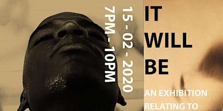 It Will Be: Black History tickets