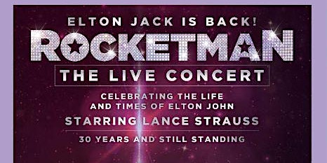 Rocketman 'Elton Jack's 30 Year Tour'