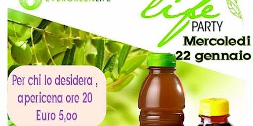 Serata informativa gratuita benefici foglie di olivo