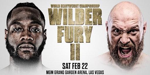 Wilder vs Fury II at Port City