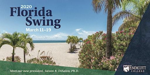 Endicott College's Alumni Florida Swing 2020