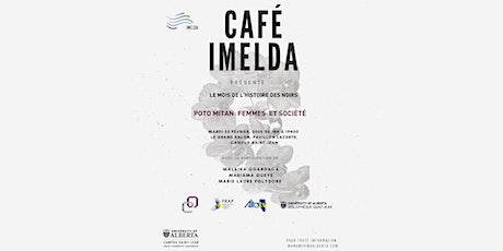 CAFÉ IMELDA tickets