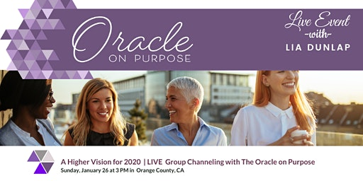 A Higher Vision for 2020 -  Group Channeling  with