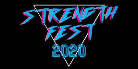 Strength Fest 2020 tickets