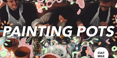 Painting Plant Pots tickets