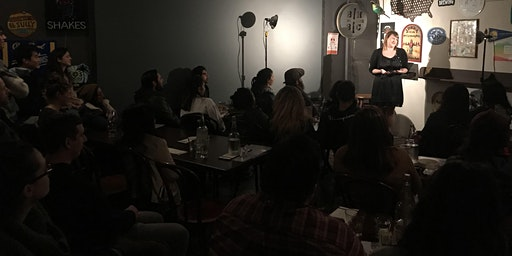 Nuthouse at The Golden Squirrel: A Weekly No-Cover Comedy Cabaret