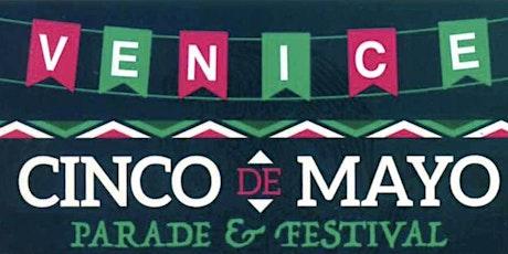 Venice Cinco de Mayo Parade & Festival tickets