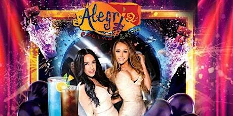 Alegria Night Club in Long Beach # Reggaeton # Hip Hop # Latin Vybez tickets