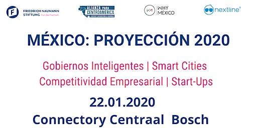 México: Proyección 2020