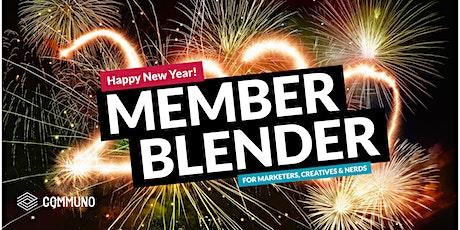Jan 2020 Member Blender - Kingston tickets