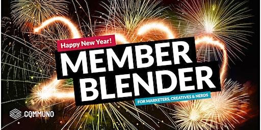 Jan 2020 Member Blender - Kingston