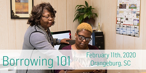 Borrowing 101: Orangeburg