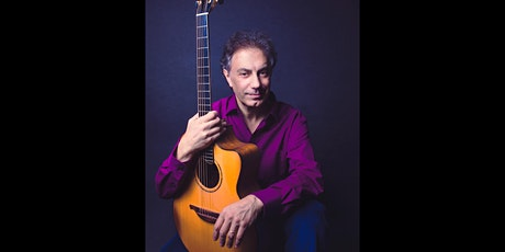 Pierre Bensusan at The Parlor Room tickets